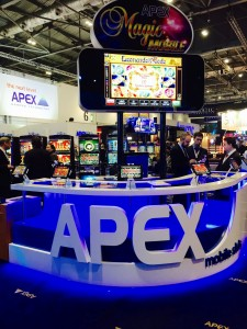 apex stand london ice 2015 mobile